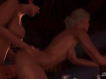 Witcher Porn