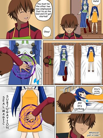 fairytail-doujinshi
