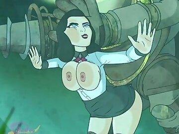 Bioshock Infinite Hentai