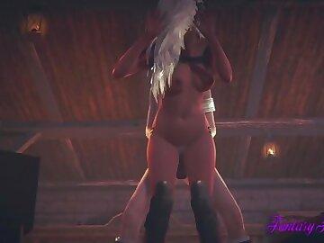 Nude 14 final fantasy Final