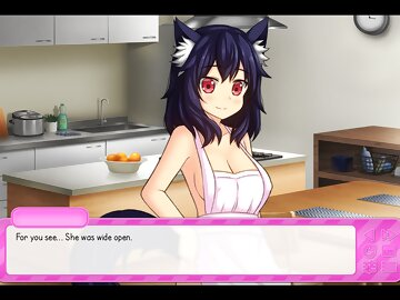 Porno Cat Girl Hentai