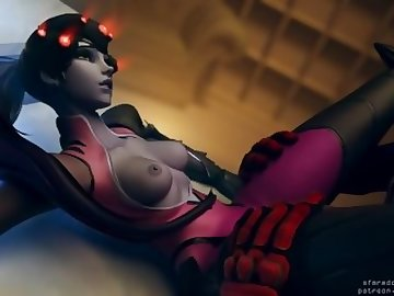 Overwatch Porn, overwatch, widowmaker, animation, sfm, soldier, 76, missionary, animated, porn, cock, video, game, pov, cartoon, french, overwatch