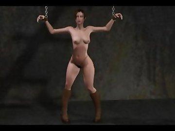 Lara Croft Porn, ass, fuck, butt, anime, creampie, anal, cartoon