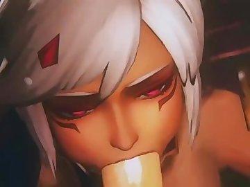 Legend of Zelda Hentai, boobs, anime, point, view, zelda, pov, blowjob, cia, hd, tits, cartoon