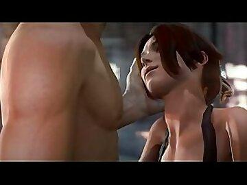 Lara Croft Porn