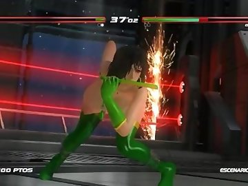 Dead or Alive Hentai, pc, game, gameplay, mod, nudemod, doa, doa5, doa5lr, dead, alive, hentai, mai, shiranui, nude, orchid, killer, instinct, arcade, cartoon, 60fps