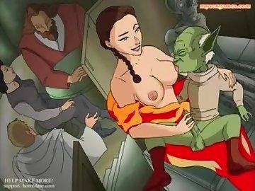 Star Wars Porn