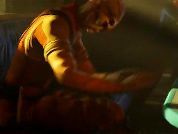 Mass Effect Hentai, anime, mass, effect, blue, star, episode, cartoon