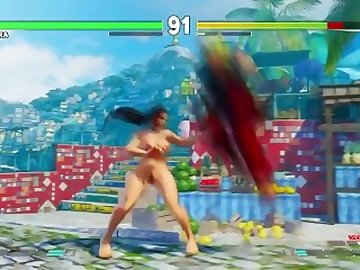 Street Fighter Hentai, anime, laura, matsuda, nude, street, fighter, hentai, cartoon, games, video, game, hd, mod, brazil, brazilian, street fighter