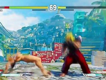 Street Fighter Hentai, anime, laura, matsuda, nude, street, fighter, hentai, cartoon, games, video, game, hd, mod, brazil, brazilian