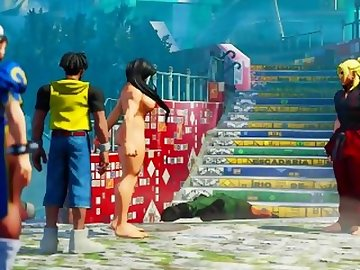 Street Fighter Hentai, anime, laura, matsuda, nude, street, fighter, hentai, cartoon, games, video, game, hd, mod, brazil, brazilian