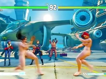 Street Fighter Hentai, anime, laura, matsuda, nude, street, fighter, hentai, cartoon, games, video, game, hd, mod, brazil, brazilian, street fighter