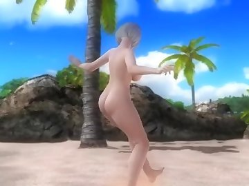 Dead or Alive Hentai, anime, 2b, hentai, nier, automata, cartoon, 60fps, dead or alive