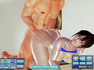 Overwatch Porn, butt, 3d, hentai, overwatch, mei, honey, select, thicc, ass, mature, cartoon