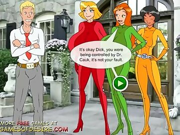 Totally Spies Hentai