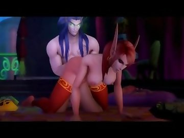 World of Warcraft Porn, anime, butt, cock, warcraft, sfm, 3d, animation, boold, doggy, creampie, blowjob, hardcore, parody, cartoon, hentai, ass, babe, dick, brunette