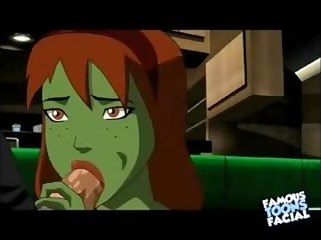 Young Justice Hentai