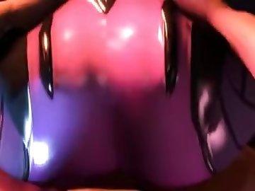 Overwatch Porn, anime, overwatch, widowmaker, creampie, edited, hentai, 3d, cartoon