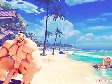 Street Fighter Hentai, scenes, kink, cock, petite, anime, point, view, menat, nude, mod, street, fighter, chun, dick, fetish, pov, small, tits, cartoon, 60fps, street fighter