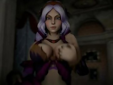 SMITE Hentai, boobs, cock, butt, kink, aphrodite, fucking, sfm, smite, hirez, source, filmmaker, fuck, pov, dick, tits, fetish, cartoon, 60fps