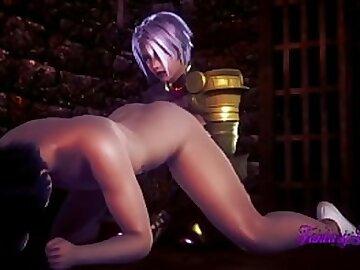 Soul Calibur Hentai