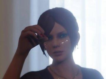 Resident Evil Porn, anime, resident, evil, hentai, claire, redfield, roy12, honey, select, party, pov, cartoon