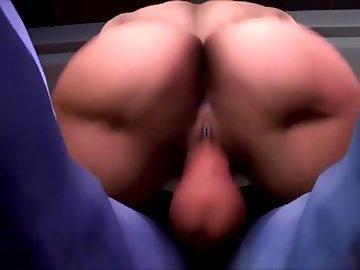Mass Effect Hentai, boobs, cock, ass, butt, dick, mass, effect, cora, harper, shemale, peebee, andromeda, futa, cartoon