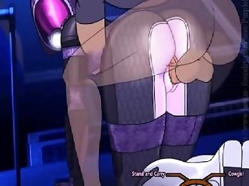Mass Effect Hentai, tali, zorah, quarian, mass, effect, cartoon