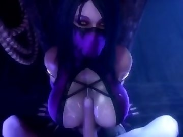 Mortal Kombat Hentai, ass, tits, bubble, butt, tit, fuck, titties, mortal, kombat, pov, cartoon