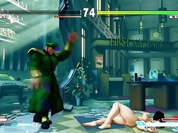 Street Fighter Hentai, anime, chun, nude, street, fighter, game, video, 3d, mod, hentai, oiled, sfv, hd, cartoon