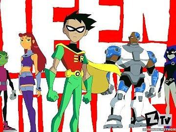 Teen Titans Hentai, anime, jinx, hentai, blowjob, creampie, hardcore, cartoon, parody