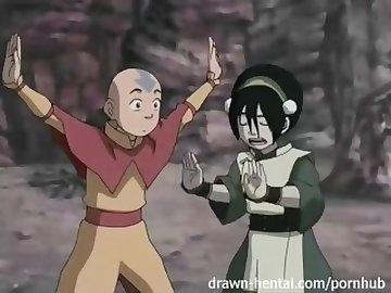 Avatar Hentai, anime, cartoon, avatar, toph, hentai, drawn
