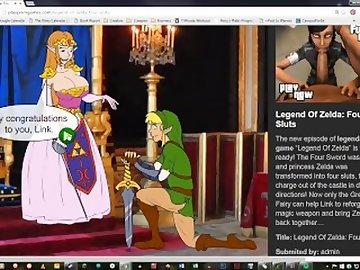 Legend of Zelda Hentai