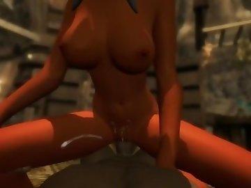 Star Wars Porn, kink, boobs, point, view, ahsoka, tano, star, wars, clone, vk, handjob, skyrim, orange, cartoon, game, pov, tits, creampie, fetish, compilation