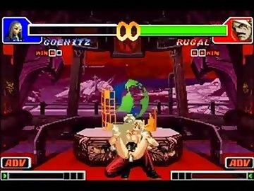 King of Fighters Hentai, mugen, king, fighters, goeniko, amateur, cartoon