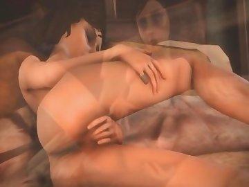 Bioshock Infinite Hentai, ass, fuck, anime, masturbate, kink, rule, 34, hentai, 1080p, full, hd, masturbation, anal, cartoon