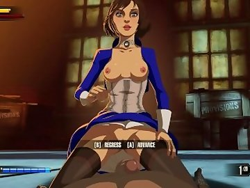 Bioshock Infinite Hentai, mom, mother, masturbate, bioshock, ass, fuck, anime, pussy, fucking, cumshot, blow, job, bj, fellatio, orgasm, cock, sucking, oral, dick, perky, tits, brunette, masturbation, milf, cartoon, 60fps, bioshock