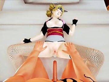 Naruto Hentai, kissing, missionary, creampie, spooning, cowgirl, pov, reverse, deepthroat, cock, anime, point, view, honey, select, party, 3d, hentai, uncensored, temari, naruto, kimono, kunoichi, dick, blonde, blowjob, cartoon, pussy, licking