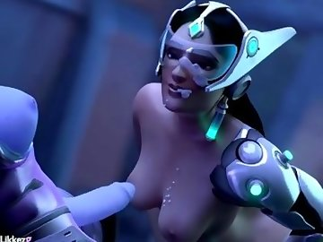 Overwatch Porn, anime, overwatch, video, game, handjob, cumshot, hentai, cartoon, futa, fetish, shemale
