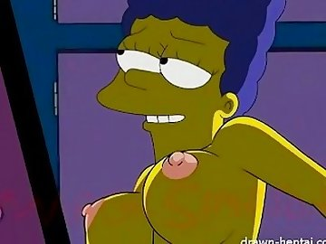Simpsons Porn, anime, loise, lois, griffin, marge, simpson, simpsons, cartoon, family, guy, drawn, hentai, toons, sex, toon, hardcore, funny