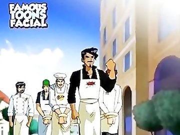 Totally Spies Hentai, totally, spies, hentai, clover, nude, hardcore, funny, cartoon