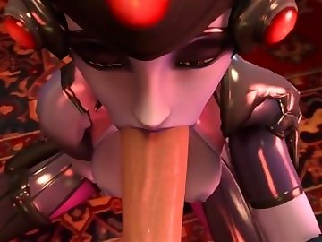 Overwatch Porn, sexy, ass, anal, pov, cartoon, 60fps