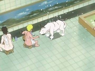 Naruto Hentai, anime, cartoon, naruto