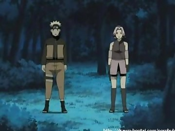 Naruto Hentai, facial, cumshot, dp, penetration, double, anal, blowjob, mmf, anime, cartoon, hentai, saske, sakura, naruto, toonfanclub