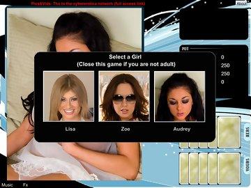 swf, card game, video, strip, poker, real human, striptease
