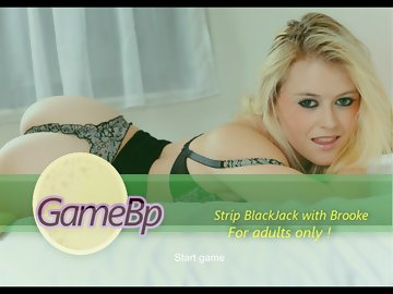 swf, card game, model, real human, strip, brooke, black jack, blonde, erotic