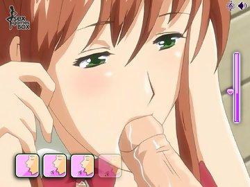 swf, cute anime-girl, vaginal sex, sexy girl, costume, bunny, redhea, movie, hentai, anime, redhead, blowjob, cumshot