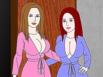 swf, red hair, facial, doggystyle, blowjob, anal, pinoytoons xxx, pinoytoons, threesome, double penetration, dildo, cumshot