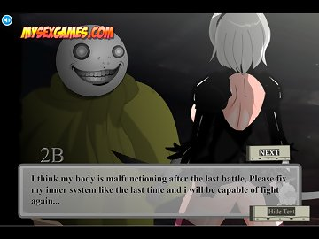 swf, nier:, sextomata, parody, cartoon, movie, sport, automata, 2b, thinks, brittle, last, battle, requests, system, fixed, emil, previous, time, capable, fight