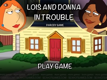 swf, lois, donna, trouble, nice, parody, family, guy, series, peter, quagmire, combines, turns, lesbian, sex